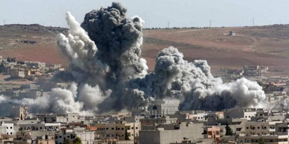 Ανθρωπιστική τραγωδία στη Συρία μετά από οκτώ χρόνια πολέμου