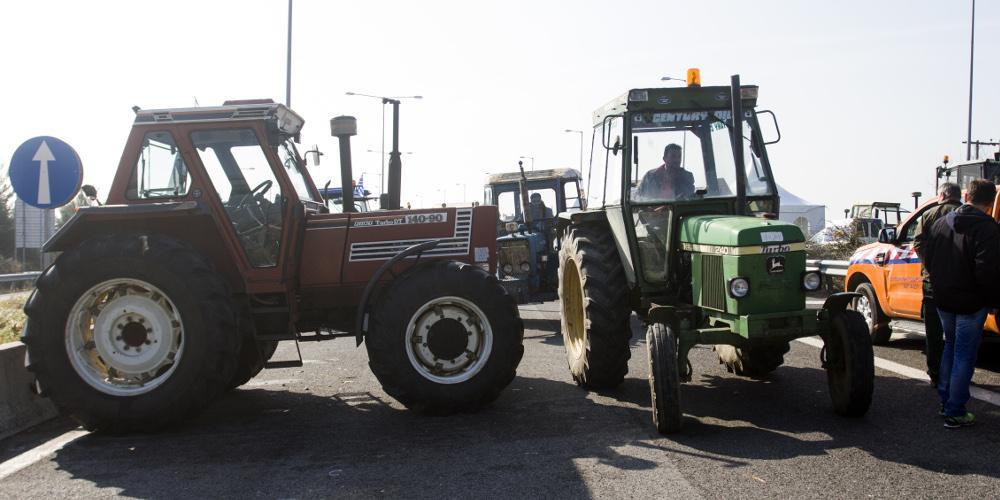 Μπλόκα στα τέλη του Ιανουαρίου αποφάσισαν οι αγρότες