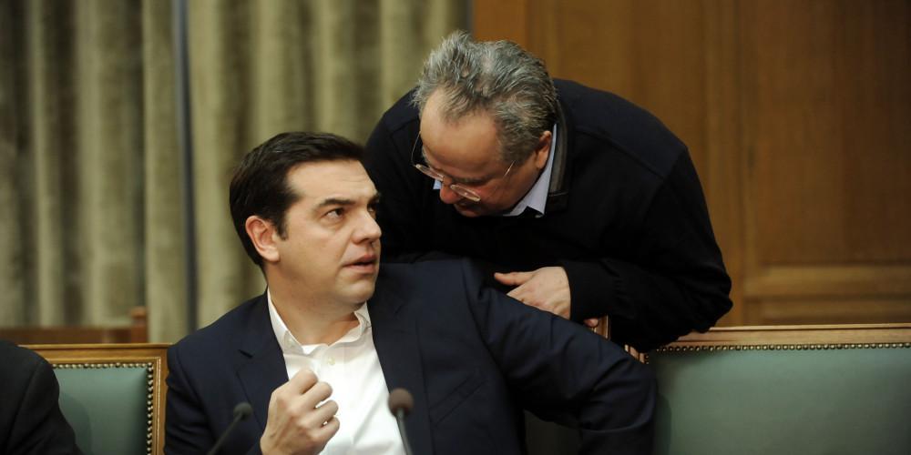 Εντονη κριτική ΣΥΡΙΖΑ κατά της συμφωνίας με Αίγυπτο για ΑΟΖ, ενώ ακόμη δεν έχει ενημερωθεί!