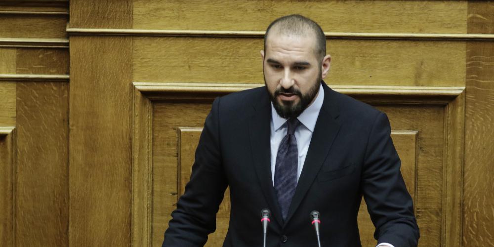 Νέα Δημοκρατία vs ΣΥΡΙΖΑ για... Τζανακόπουλο: Τον στηρίζει πλήρως ο Τσίπρας – «Να ξηλώσουμε τις εστίες διαφθοράς»