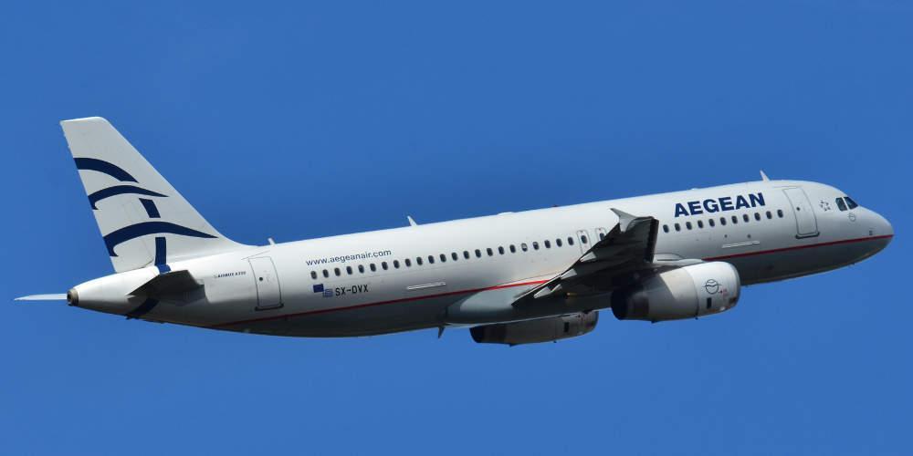 Συμμαχία ΕΟΤ - Aegean Airlines για προώθηση του ελληνικού τουρισμού