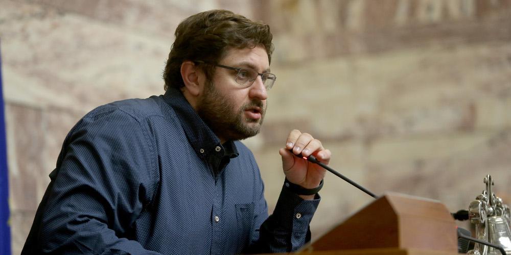 Ζαχαριάδης στον «Ε.Τ.»: Χαιρόμαστε που ο κ. Μητσοτάκης πρότεινε την κ. Σακελλαροπούλου