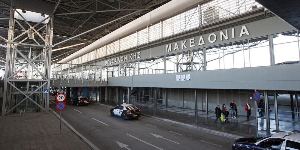 Μισάωρο black out στο αεροδρόμιο Μακεδονία