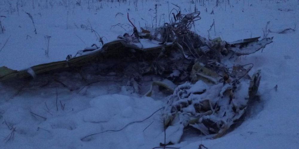 Η συντριβή του αεροσκάφους στην Ρωσία – Τραγωδία με 71 νεκρούς [εικόνες & βίντεο]
