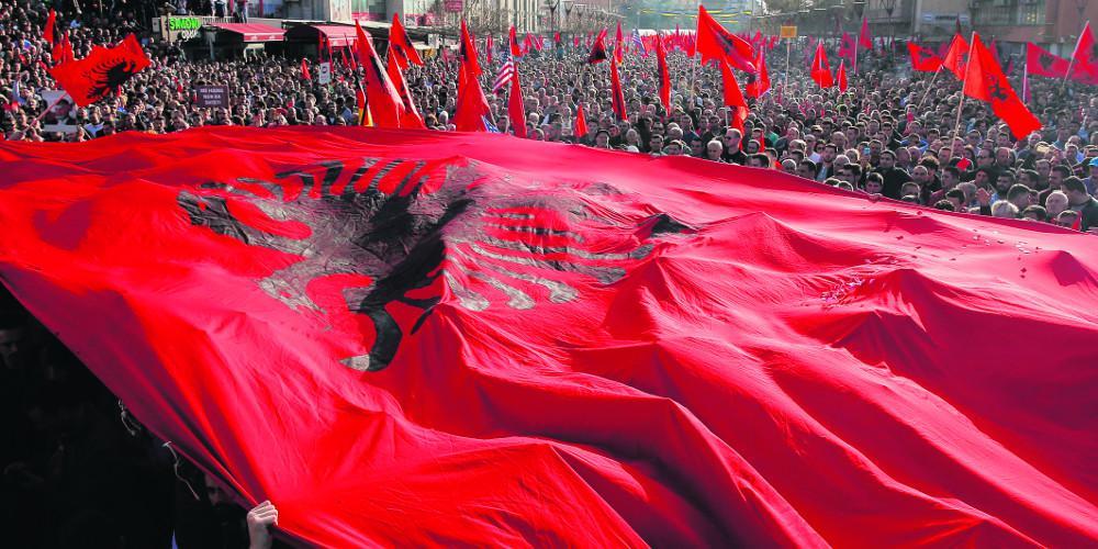 DW: To «φάντασμα» της Μεγάλης Αλβανίας επιστρέφει;