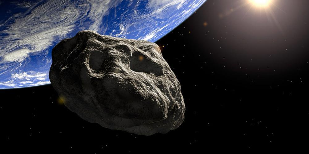 Αστεροειδής μεγέθους διώροφου λεωφορείου πέρασε ξυστά από τη Γη την… Παρασκευή και 13