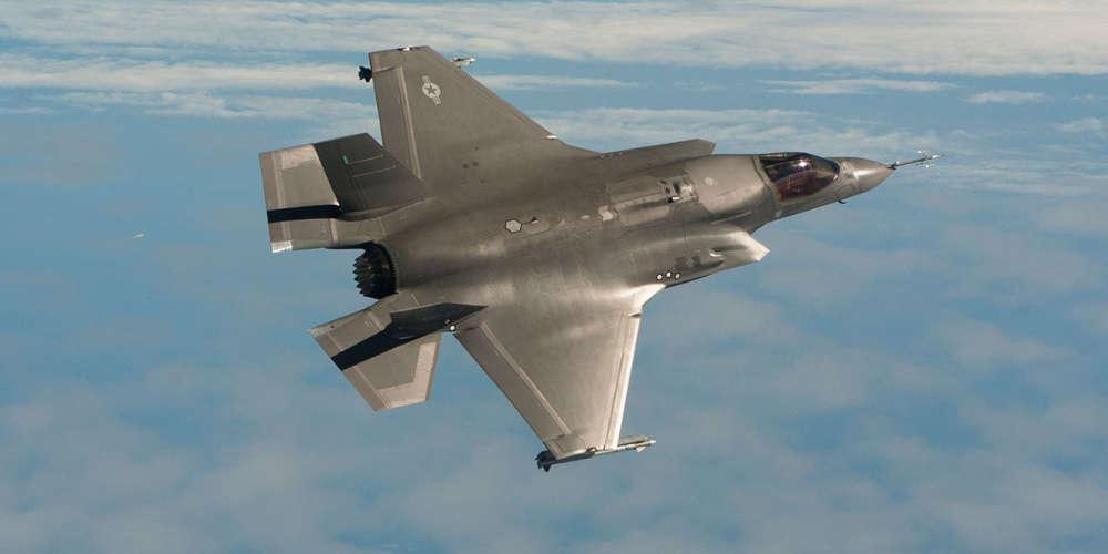 «Κόκκινο» από ΗΠΑ σε άμεση παράδοση F-35 – Από το 2027 και… βλέπουμε