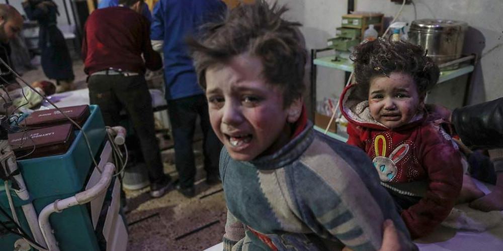 Fake εκεχειρία στη Γούτα: Εγκλωβισμένοι οι άμαχοι και άλλο παιδί νεκρό