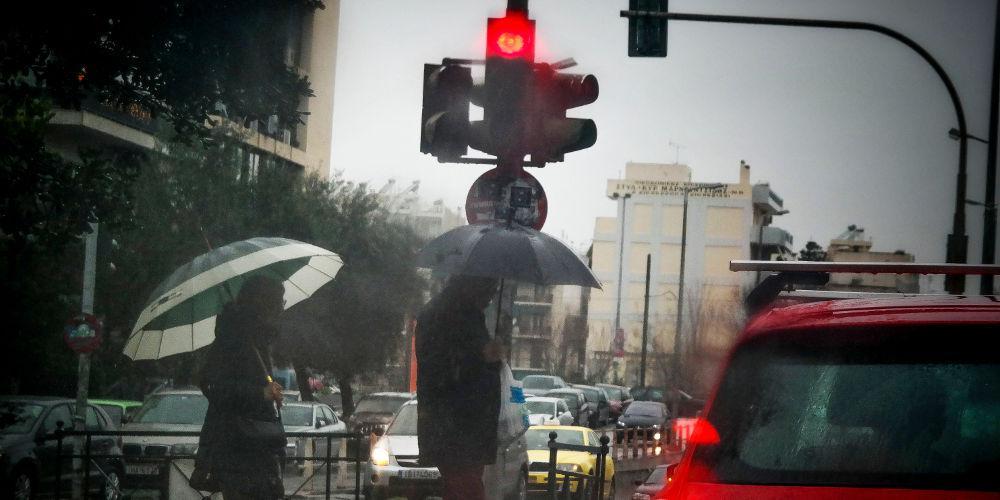 Πρόγνωση καιρού: Χιόνια και βροχές την Παρασκευή