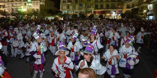 Αλλαγές στο Πατρινό Καρναβάλι εξαιτίας της κακοκαιρίας