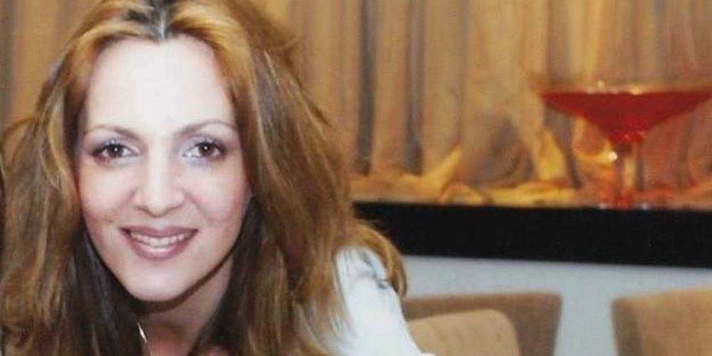Θρήνος για την δημοσιογράφο Καρολίνα Κάλφα που πέθανε μετά από φωτιά στο σπίτι της