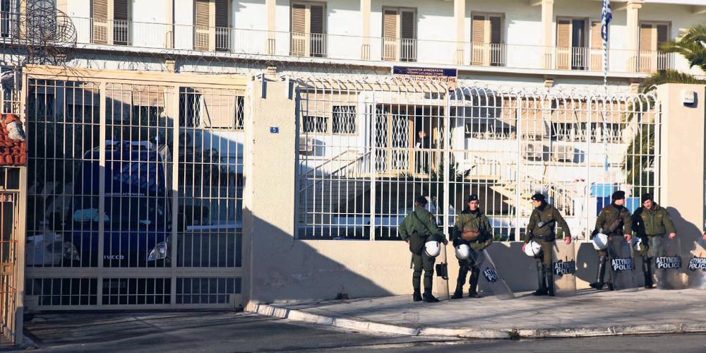 Αυτοί είναι οι διάλογοι-φωτιά της «μαφίας των φυλακών» Κορυδαλλού