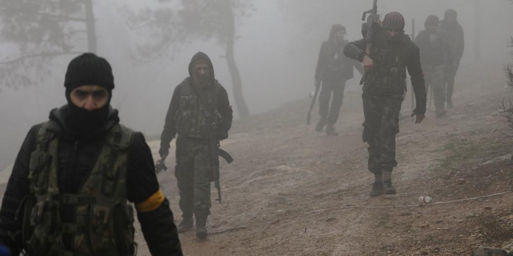 Η Τουρκία βομβάρδισε σχολείο στην Αφρίν, καταγγέλλουν οι Κούρδοι μαχητές