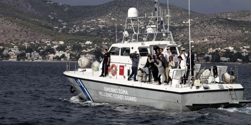 Κάσος: Ναυάγιο ανοιχτά του νησιού - Διασώθηκαν 37 άτομα, συνεχίζονται οι έρευνες