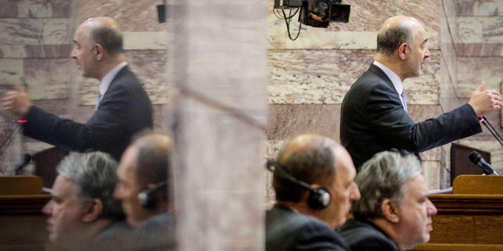 Μοσκοβισί: Φτάσαμε στο τέλος του δρόμου των Μνημονίων