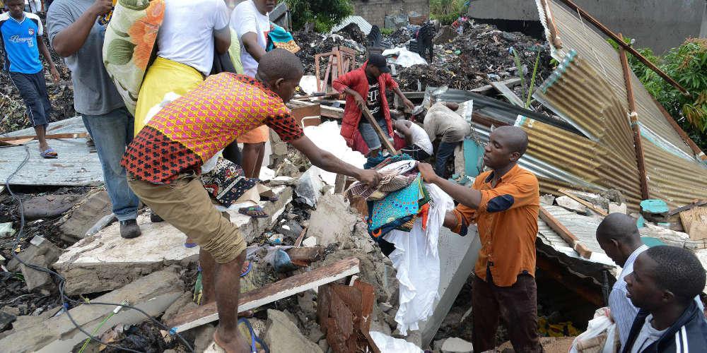 Στους 446 οι νεκροί από τον κυκλώνα Ιντάι στη Μοζαμβίκη
