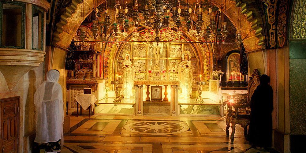 Ανοίγει και πάλι ο Ναός της Αναστάσεως στην Ιερουσαλήμ