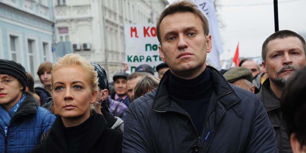 Ο Ρώσος αντιφρονούντας Ναβάλνι δέχτηκε την πρόκληση για «μονομαχία» του αρχηγού της Εθνικής Φρουράς