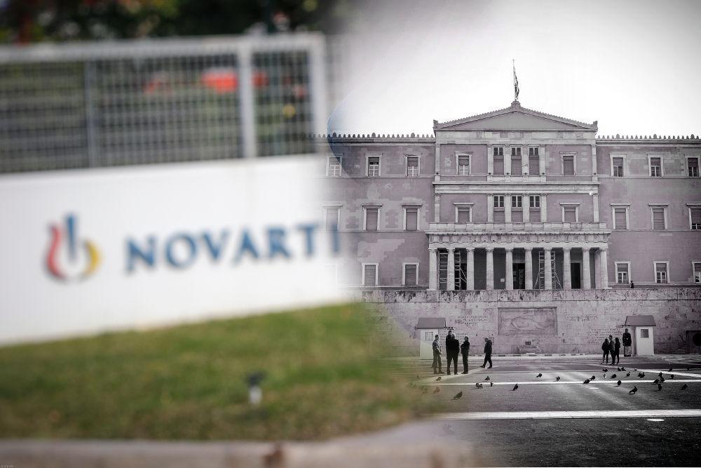 Υπόθεση Novartis: Πιο πιθανή η επιστροφή του φακέλου από τον Προανακριτική στην Δικαιοσύνη