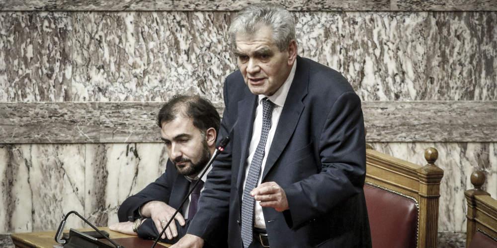 Νέες «βόμβες» Ράικου στην προανακριτική για Novartis: Ο Παπαγγελόπουλος ήθελε δίωξη πολιτικών χωρίς στοιχεία