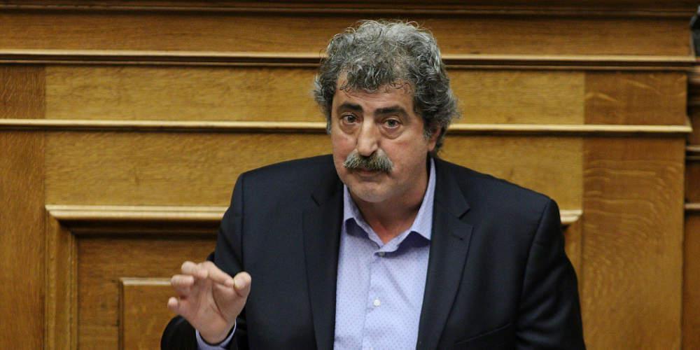 Αμετανόητος ο Πολάκης: Πολιτική η δήλωσή μου για τον Κυμπουρόπουλο