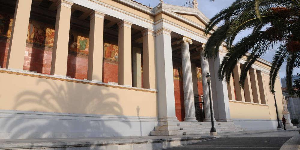 Νέες καταλήψεις αντεξουσιαστών σε σχολή του ΑΠΘ και στο Πανεπιστήμιο Θεσσαλίας
