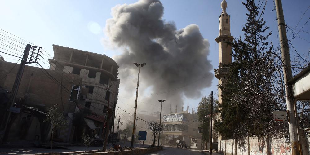 Ο ΟΗΕ ζητεί από τη Ρωσία αναβάθμιση του ανθρωπιστικού της σχεδίου για τη Συρία