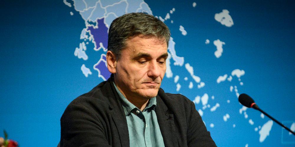 Τσακαλώτος: Οι φόροι θα μειωθούν κατά 3,5 δισ. ευρώ τα δύο επόμενα χρόνια