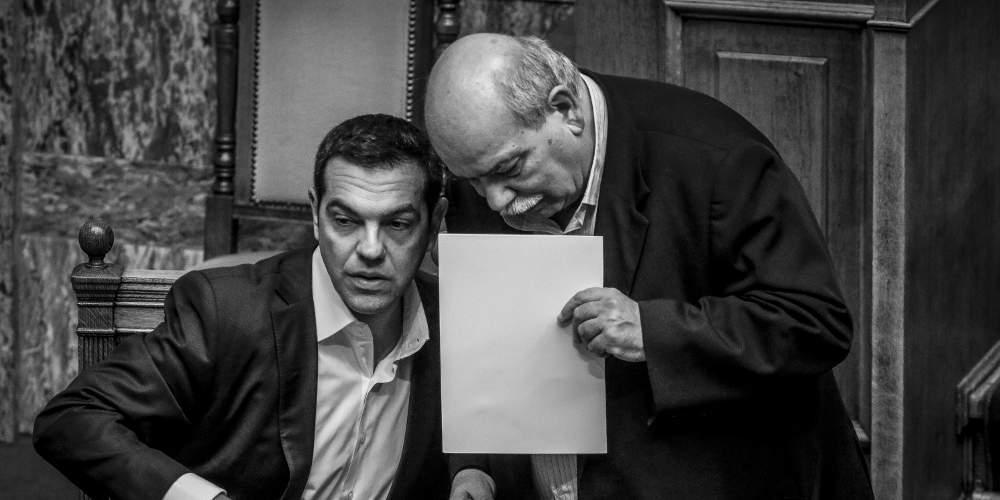 Από κατήγορος, κατηγορούμενος ο ΣΥΡΙΖΑ για την ποινικοποίηση της πολιτικής ζωής