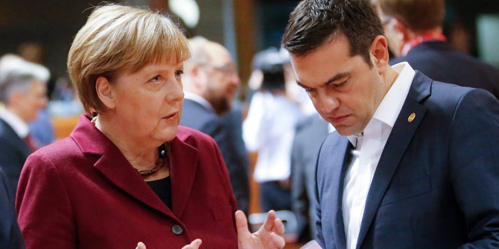 «Βόμβα» Politico για Τσίπρα: Με τη Συμφωνία των Πρεσπών ξεπληρώνει τους Ευρωπαίους για το 2015
