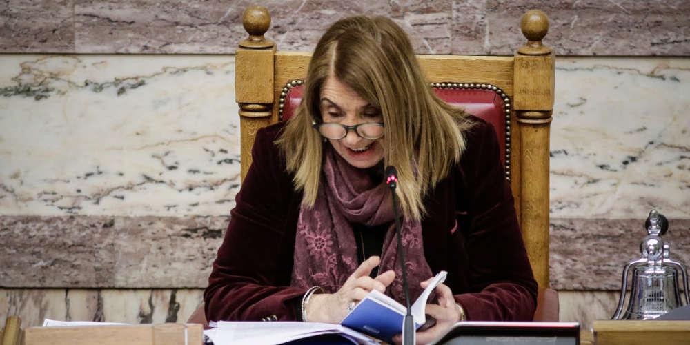 Χριστοδουλοπούλου: Καμία ευθύνη δεν έχουν κυβέρνηση και ΣΥΡΙΖΑ - Δεν εκτιμήθηκε η ειλικρίνειά μου