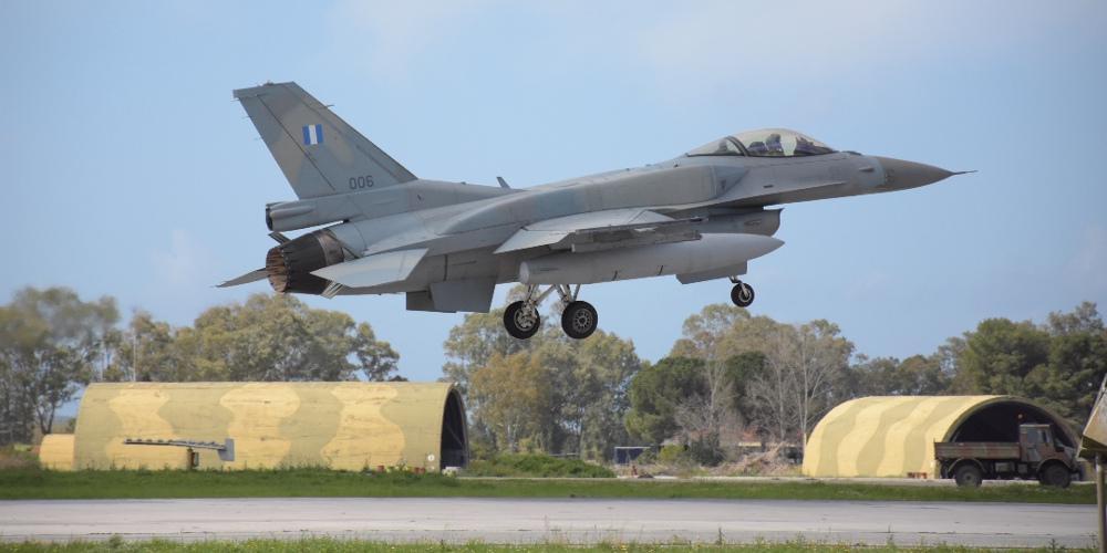 Οι μαθητές που θα πετάξουν με πτητικά μέσα της Πολεμικής Αεροπορίας - Έγινε η κλήρωση