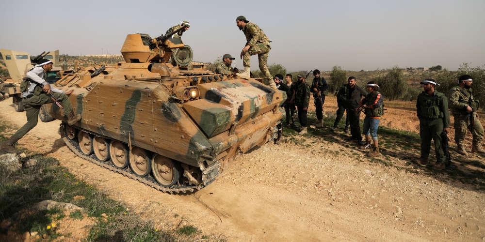 Ο Καναδάς παύει τις εξαγωγές στρατιωτικού υλικού στην Τουρκία