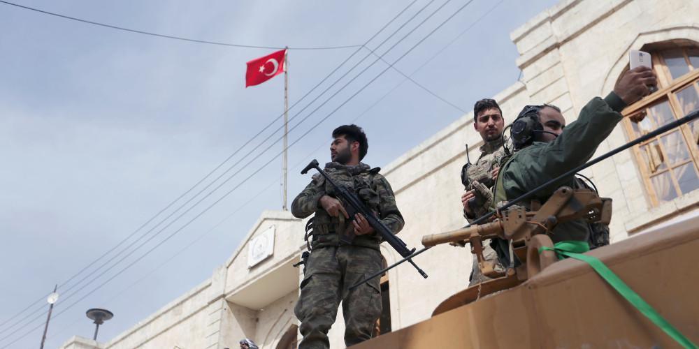 Μετά το Αφρίν η Τουρκία θα επιτεθεί στο Ταλ Ριφάατ - Τι δήλωσε ο Ερντογάν