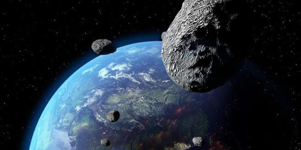 Αστεροειδής μας έπιασε στον ύπνο και πέρασε ξυστά από την Γη!