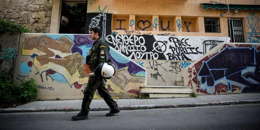 28 καταλήψεις στο στόχαστρο της ΕΛ.ΑΣ. - Έρχονται «εορταστικές» εκκενώσεις