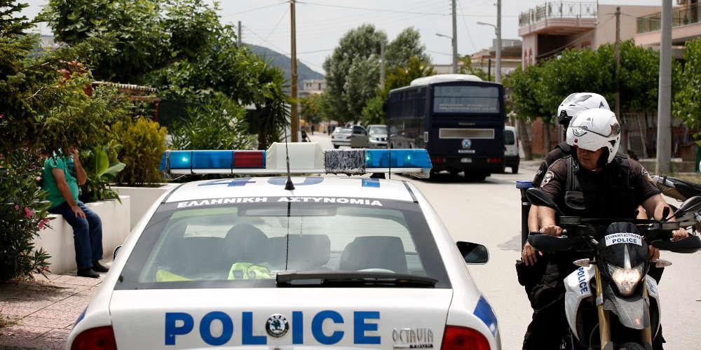 Επιχείρηση-σκούπα της ΕΛΑΣ: 295 συλλήψεις σε όλη τη χώρα το βράδυ της Τρίτης
