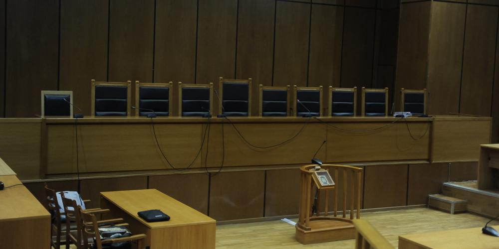 Κορωνοϊός: Κρούσμα στην Εισαγγελία Πρωτοδικών – Όλοι οι υπάλληλοι σε κατ' οίκον περιορισμό