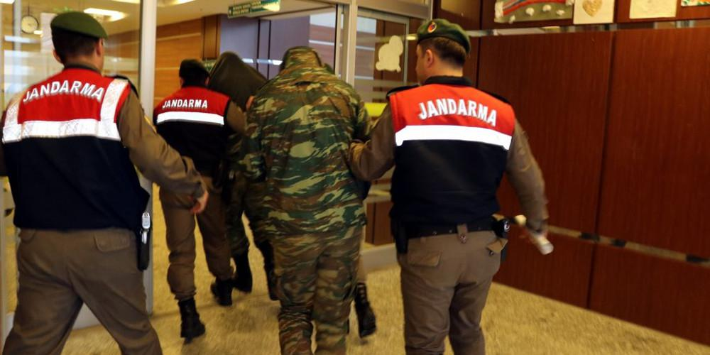 Ολο το παρασκήνιο για την απελευθέρωση των Ελλήνων στρατιωτικών
