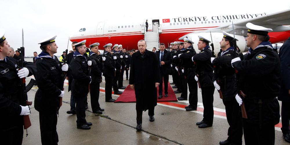 «Βόμβα» Ερντογάν: Θέτει θέμα ανταλλαγής των δύο Ελλήνων με τους οκτώ Τούρκους