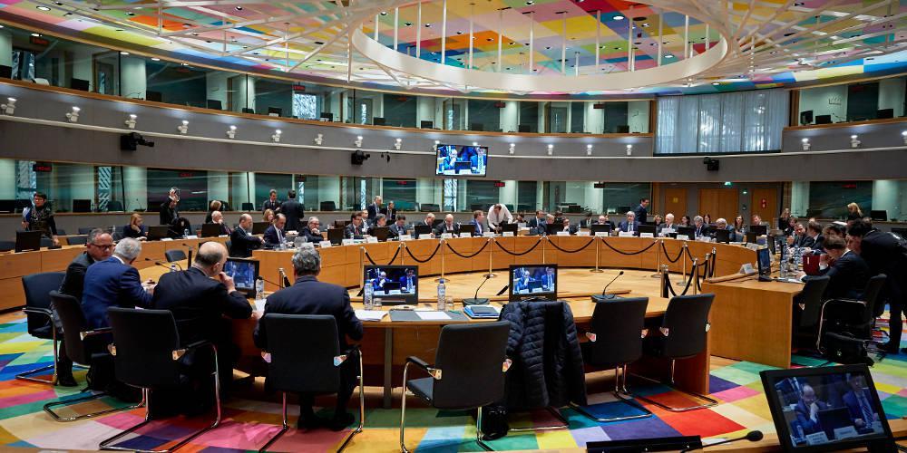 Σε εξέλιξη το κρίσιμο Eurogroup για την Ελλάδα