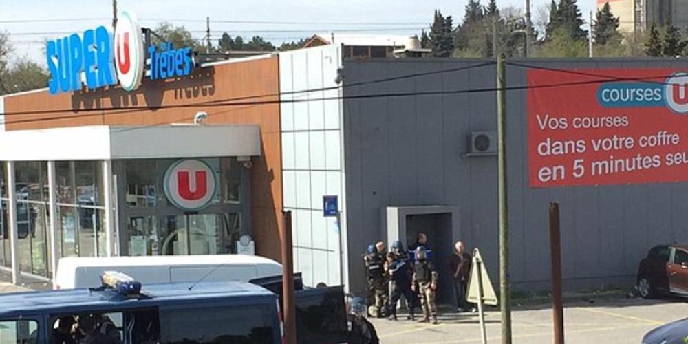 Τρομοκρατικό χτύπημα σε εξέλιξη σε σούπερ μάρκετ της Γαλλίας - Πληροφορίες για νεκρούς και τραυματίες