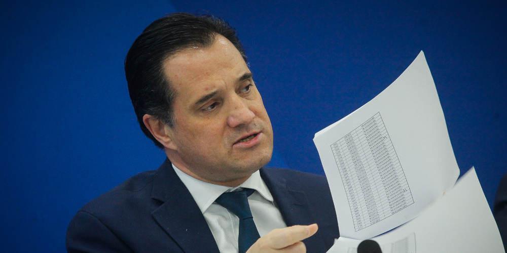 Γεωργιάδης: Ο Βαξεβάνης ζητά με αγωγή 500.000 ευρώ - Τα υπόλοιπα στα δικαστήρια