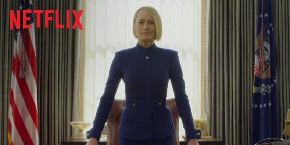House of Cards: Το τρέιλερ της τελευταίας σεζόν χωρίς τον Κέβιν Σπέισι [βίντεο]