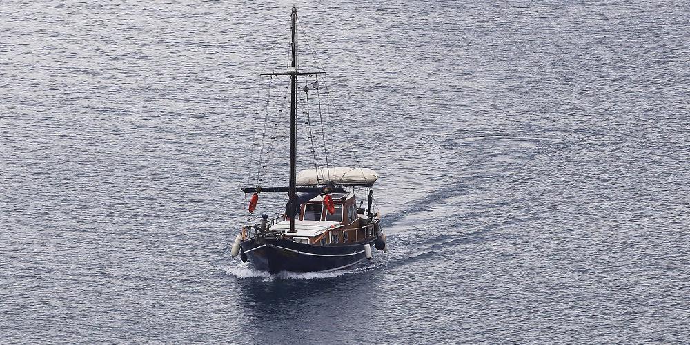 Τρεις θαλάσσιες διακομιδές την μέρα με… καΐκια