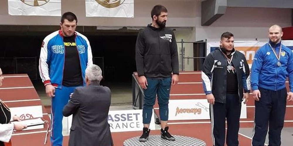 Χάλκινο μετάλλιο στο Τουρνουά Πάλης στη Βουλγαρία ο Καργιωτάκης