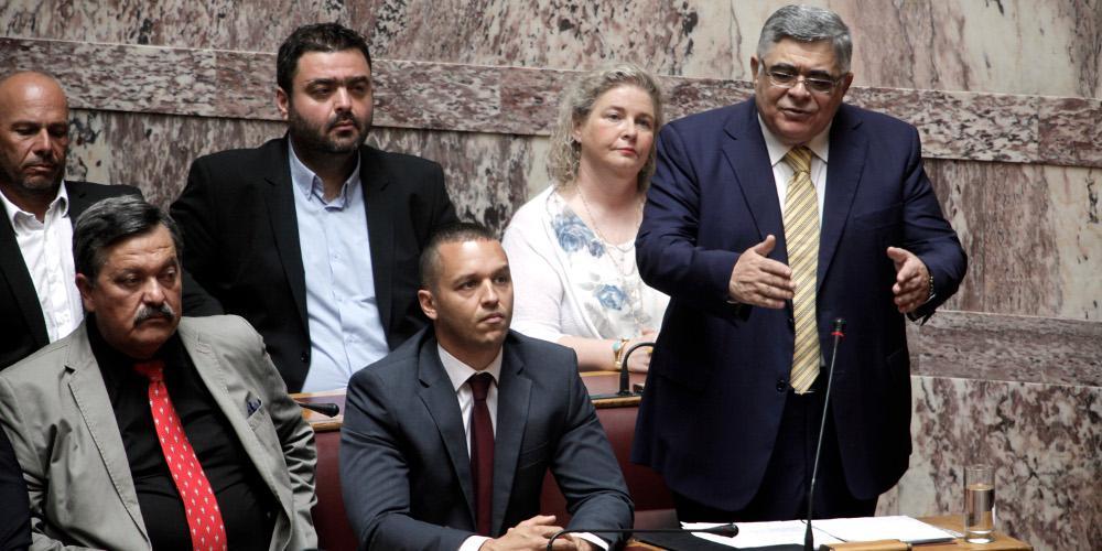 Ψαλίδι 25% στη βουλευτική αποζημίωση των Μιχαλολιάκου, Κασιδιάρη και Ηλιόπουλου