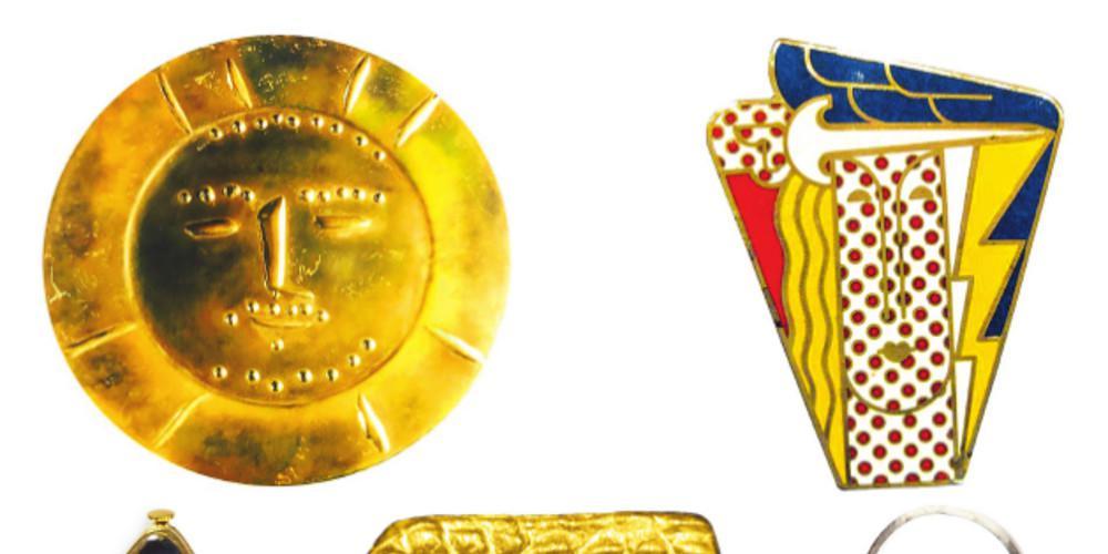 Έκθεση στο Παρίσι με κοσμήματα των Πικάσο b750d40d15c