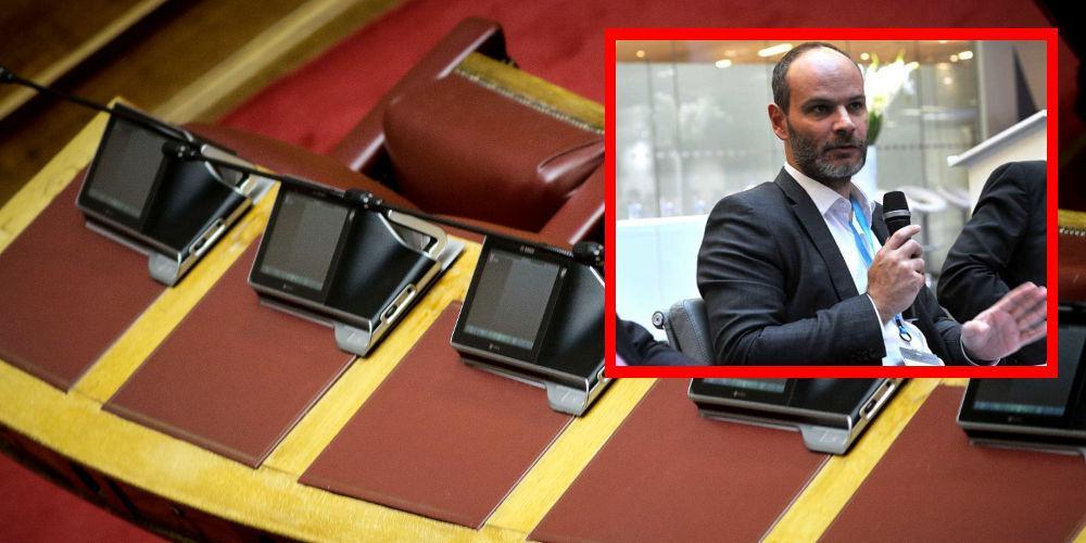 Διορισμός-όνειδος για Τσίπρα-Βούτση ο Κουτεντάκης στην Βουλή