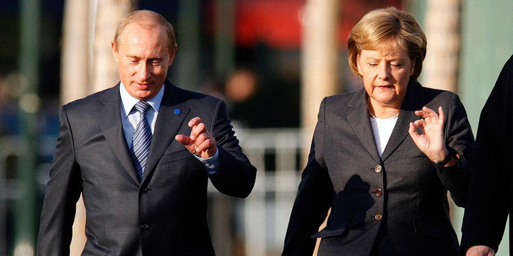 Συνάντηση Πούτιν-Μέρκελ το Σάββατο – Αρνείται τις κατηγορίες για την υπόθεση Σκριπάλ η Μόσχα